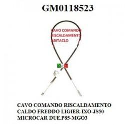 CAVO RISCALDAMENTO INTERNO CALDO/FREDDO
