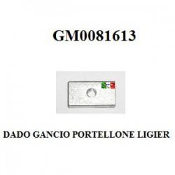 DADO GANCIO PORTELLONE