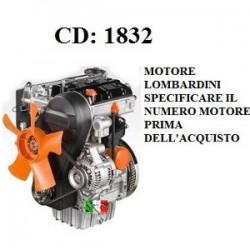 MOTORE LOMBARDINI LDW502