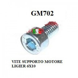 SCREW FOR MOTOR SUPPORT