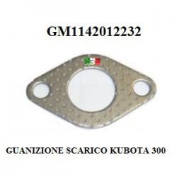 GUARNIZIONE SCARICO KUBOTA OC60-300