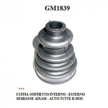 DRIVE SHAFT BELLOWS