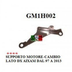 RIGHT SUPPORT MOTOR GEARBOX AIXAM 97/2013