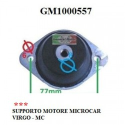 SUPPORT ENGINE MICROCAR VIRGO MCI-II