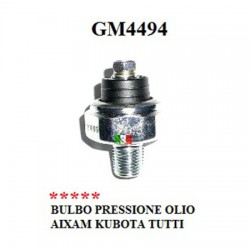 ENGINE OIL PRESSURE BULB FOR KUBOTA