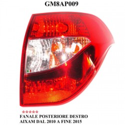RIGHT REAR LIGHT
