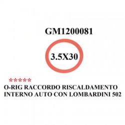 O-RING RACCORDO RISCALDAMENTO INTERNO LOMBARDINI 502