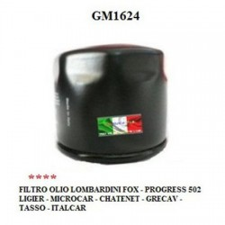OIL FILTER LOMBARDINI FOX PROGRESS 502