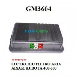 COVER AIR FILTER AIXAM KUBOTA 400-500