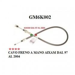 HANDBREMSZUG AIXAM VON 97 BIS 2004