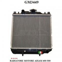 MOTOR RADIATOR AIXAM KUBOTA 97-2015