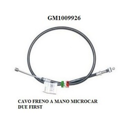 CAVO FRENO A MANO DUE FIRST
