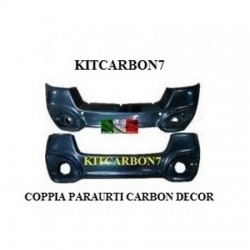 KIT PARAURTI CARBON DECOR
