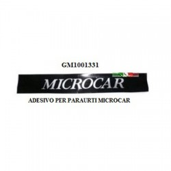 ADHESIVE MICROCAR FOR SHOCK BUMPERS