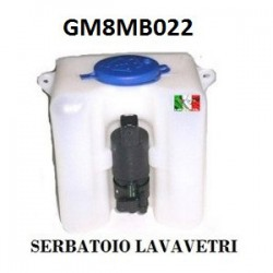 SERBATOIO LAVAVETRI